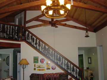 Birchwood Custom Staircase